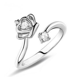 Jewelry - 🔳Mix&Match SALES Adorable Adjustable 925 Ring